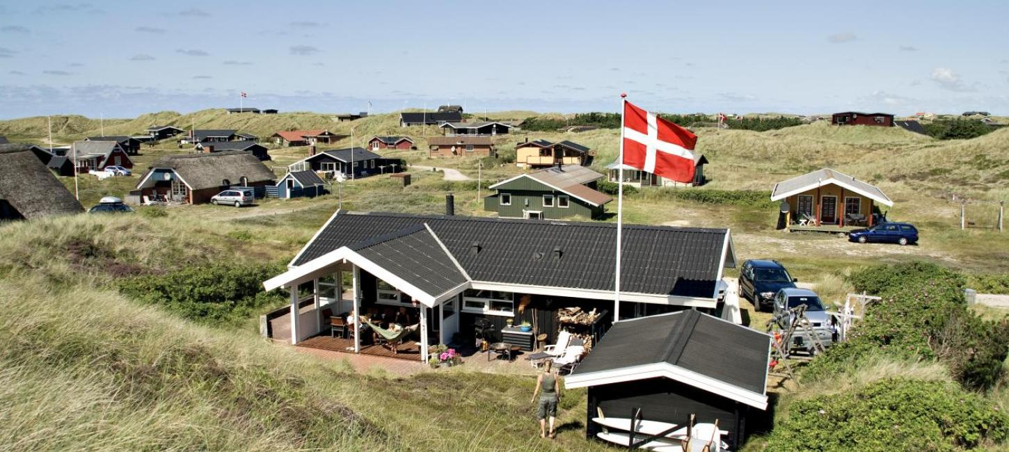 Hvide Sande Summer House
