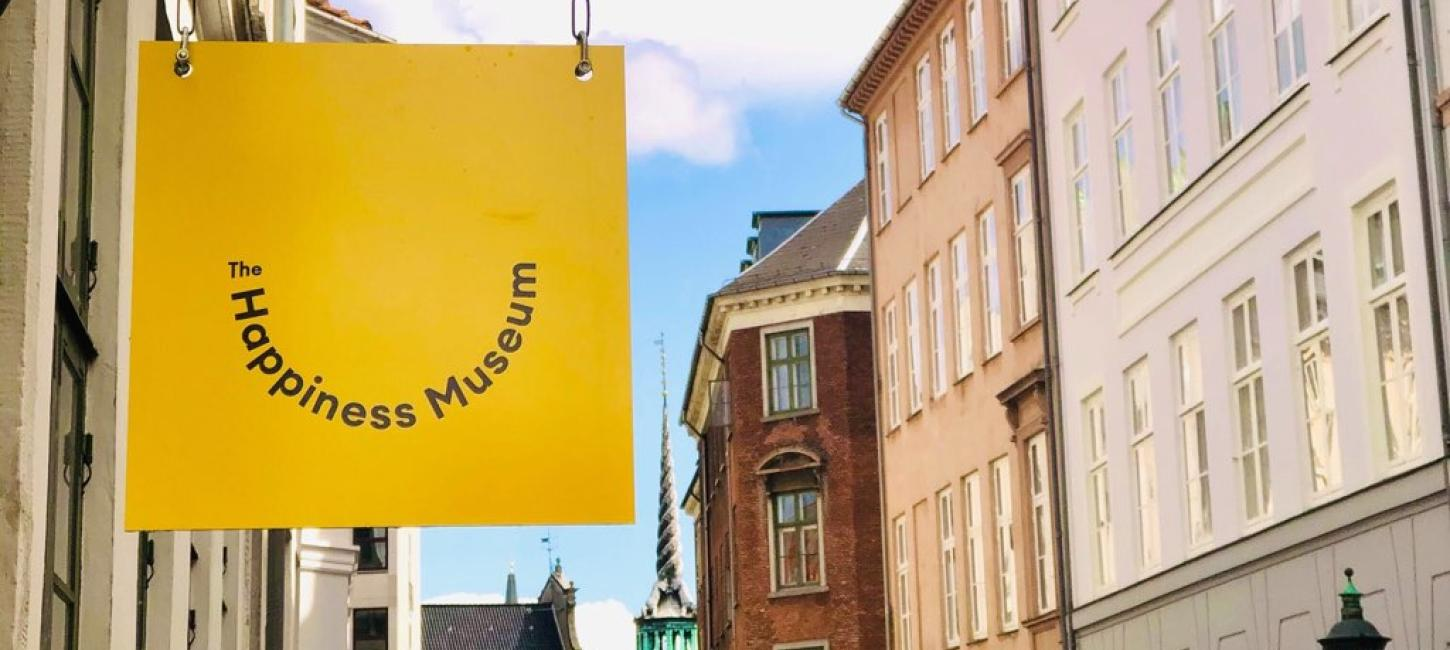 The Happiness Museum in Copenhagen