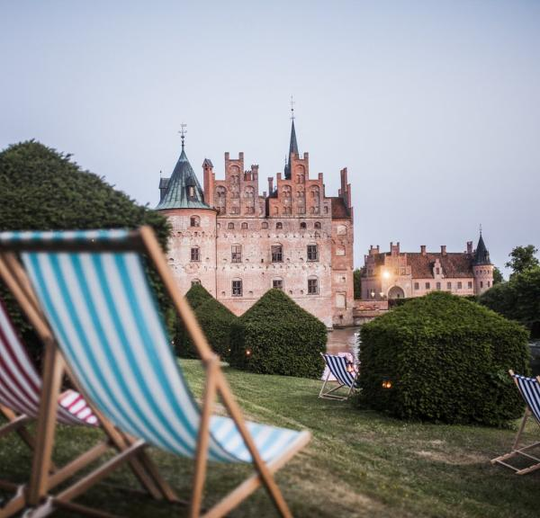 Heartland Festival at Egeskov Castle Denmark